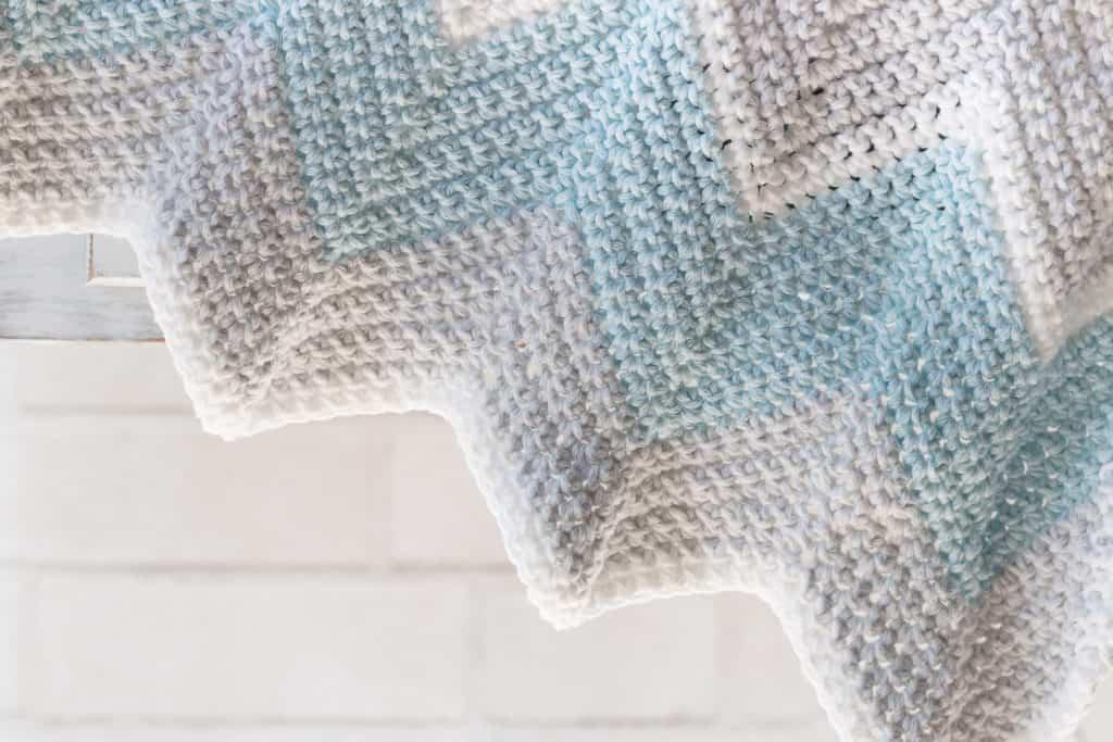 Free Crochet Chevron Pattern