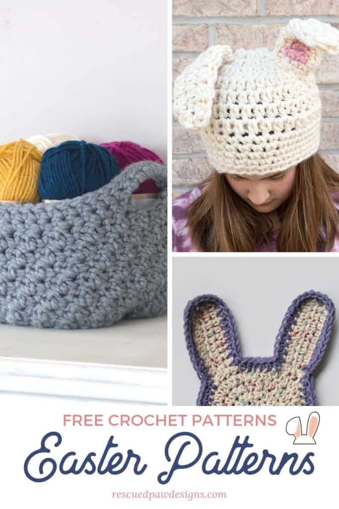 Crochet Patterns for Easter