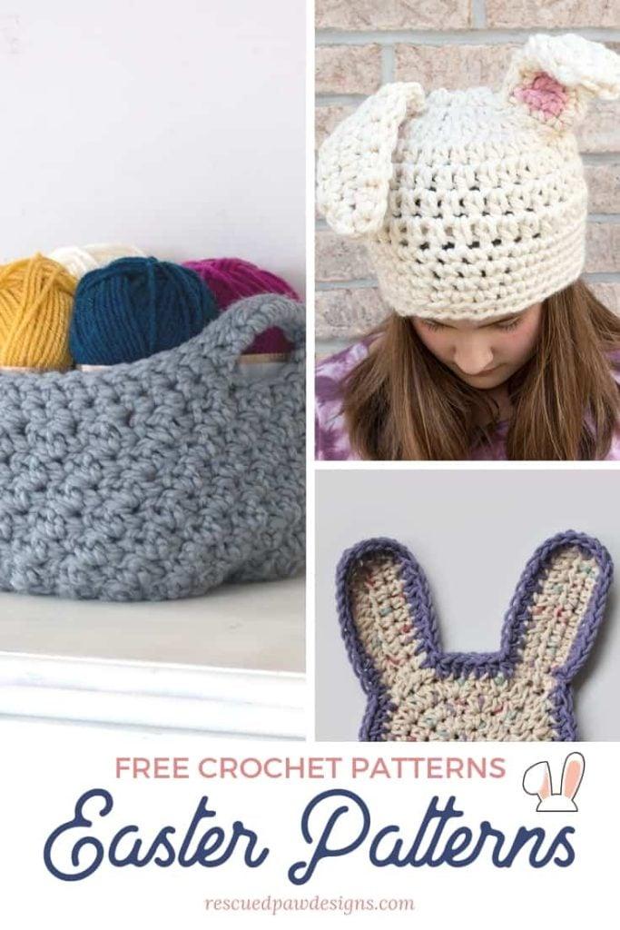 Crochet Patterns for Easter