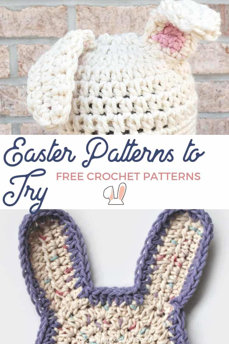 Free Crochet Easter Patterns