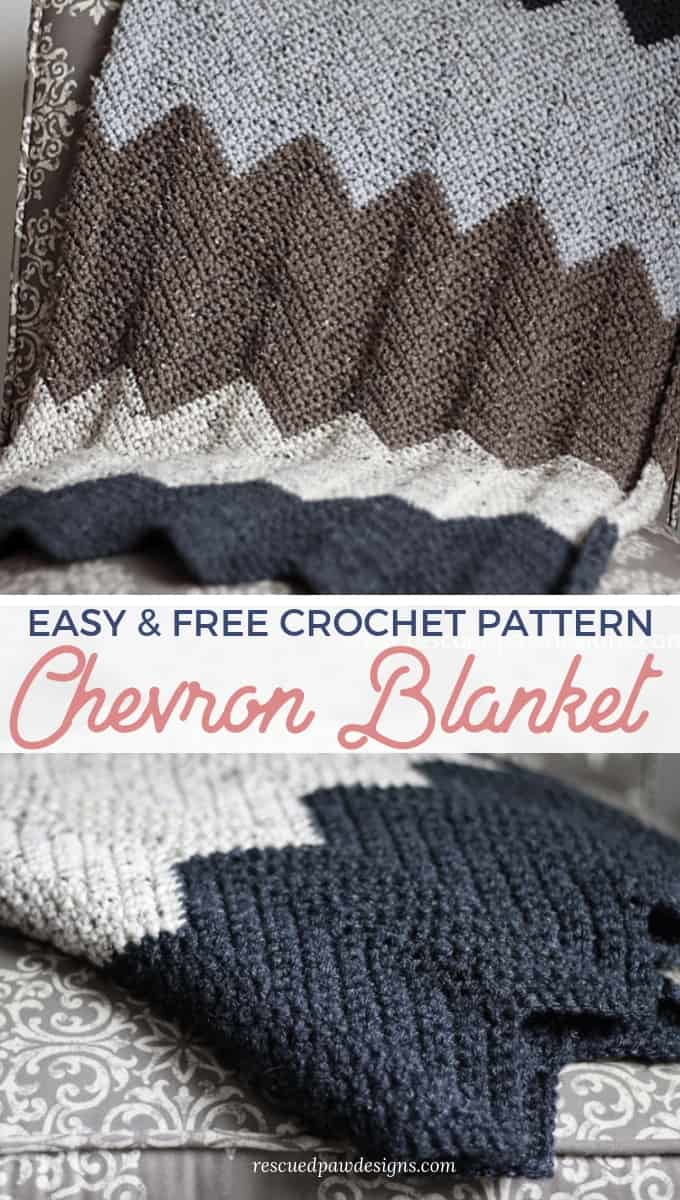 Crochet Chevron Pattern