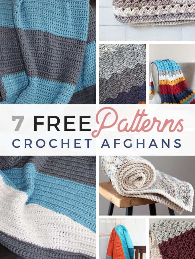 Afghan Crochet Patterns