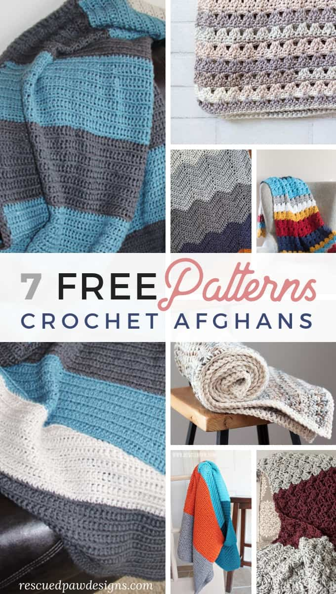 Free Crochet Afghan Patterns