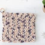 Crochet Pot Holder Pattern