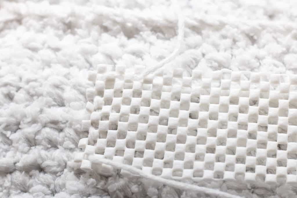 How To Crochet A Bath Mat Easycrochet Com