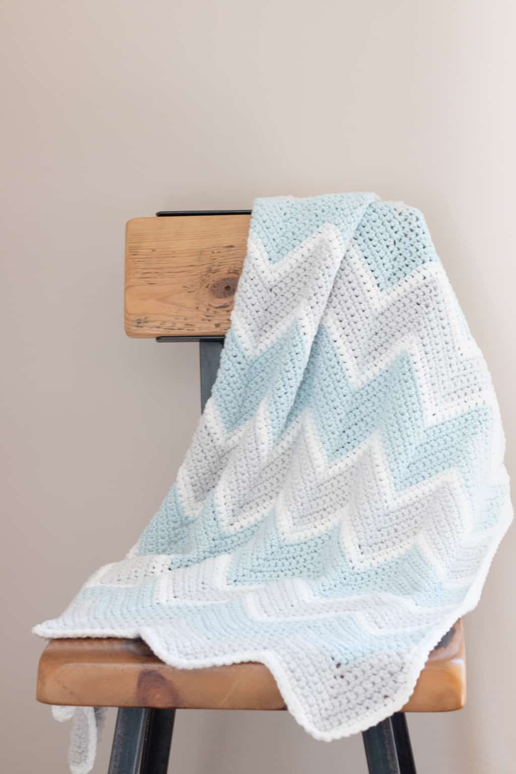 Baby Chevron Blanket Pattern