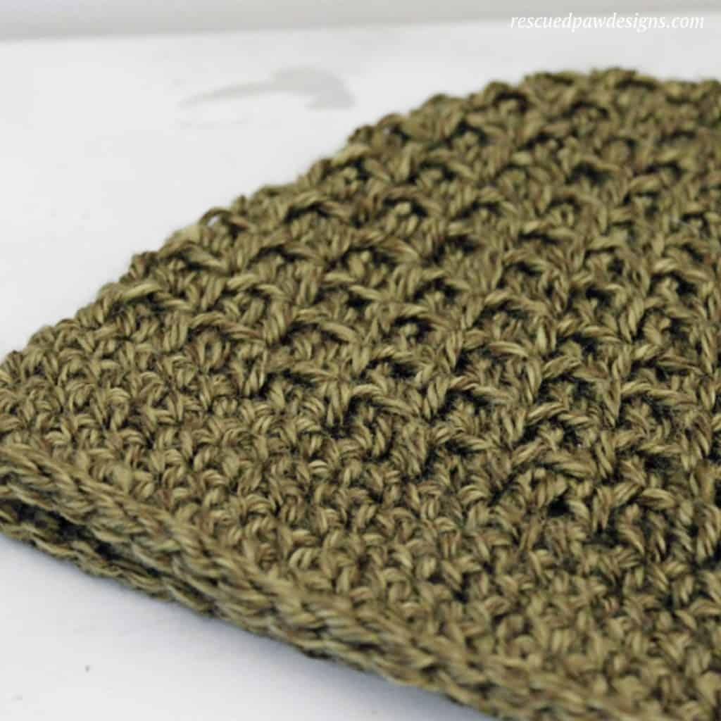 Crochet Autumn Hat Pattern