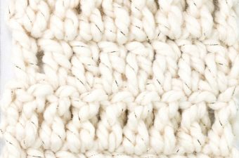 Double Crochet Stitch Video