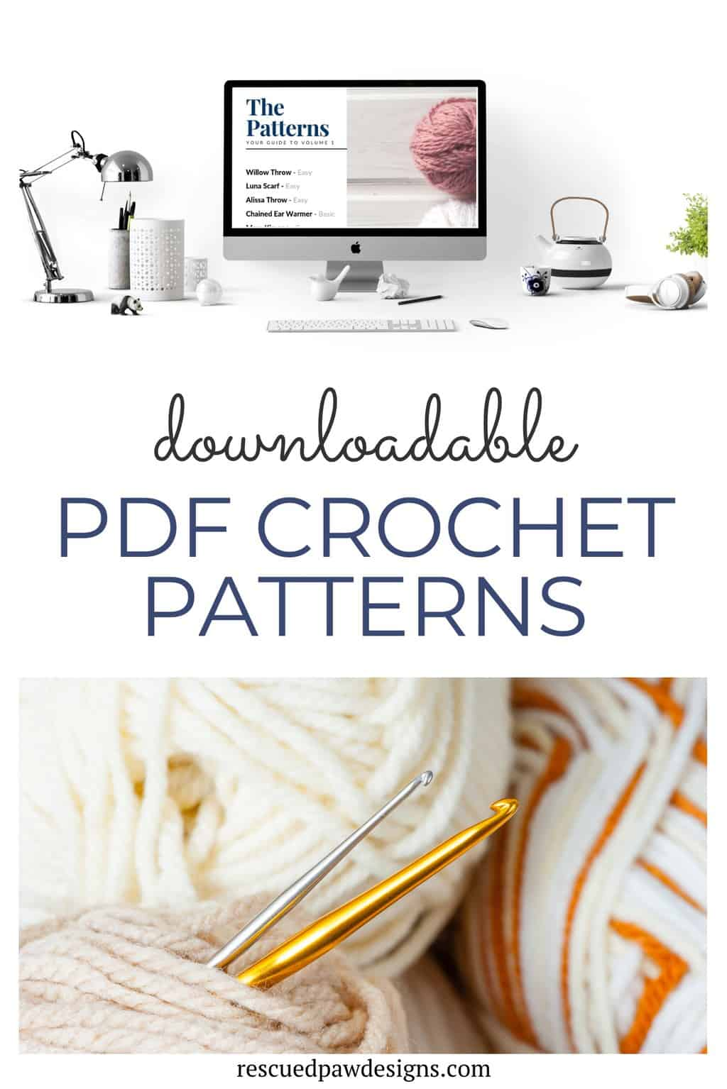 PDF Crochet Patterns