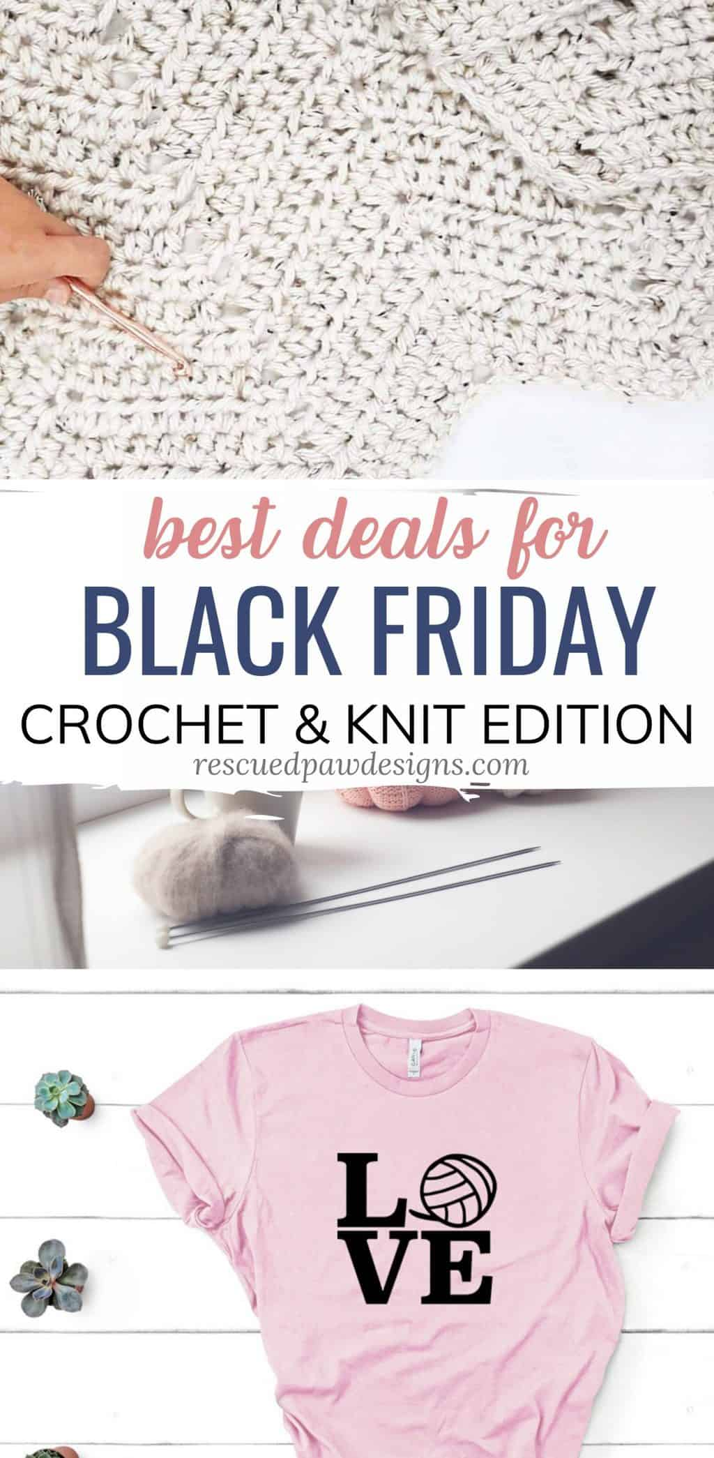 Crochet Black Friday Deals Knit Black Friday Deals
