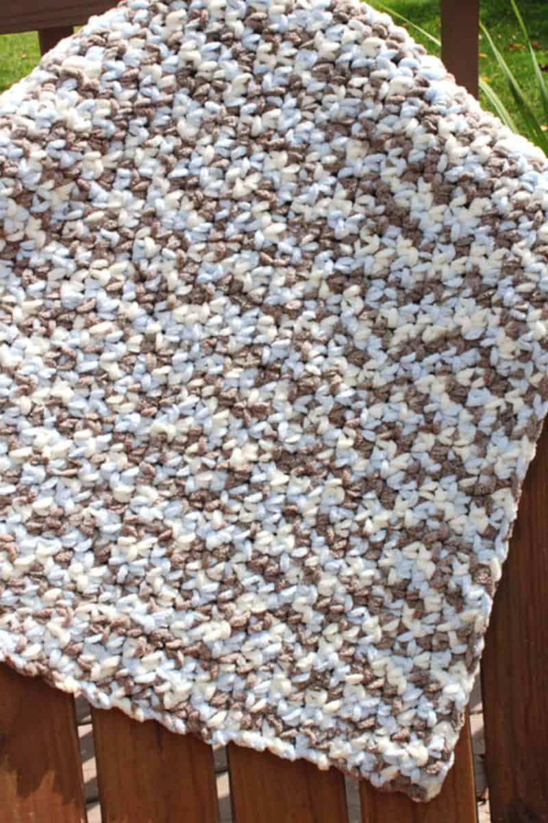 Bernat Baby Blanket Pattern