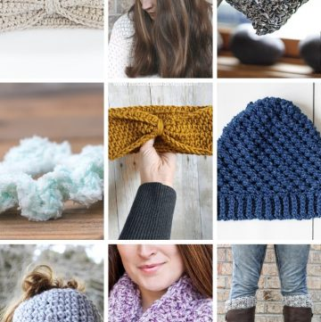 One Skein QUICK Crochet Patterns