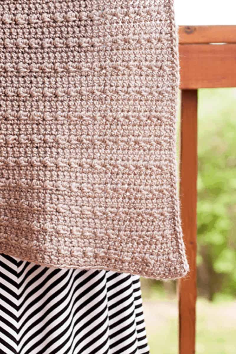 baby blanket pattern crochet