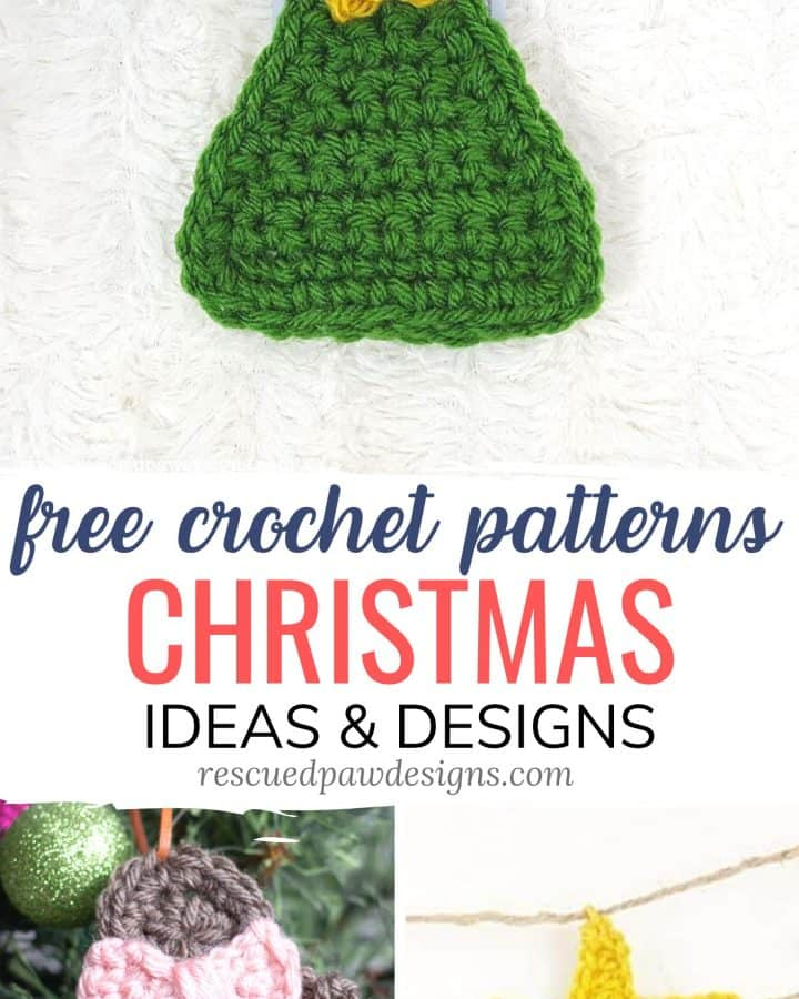 Top Christmas Crochet patterns