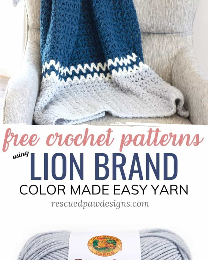 Color Made Easy Yarn Crochet Patterns