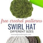 Easy Crochet Beanie Hat Pattern