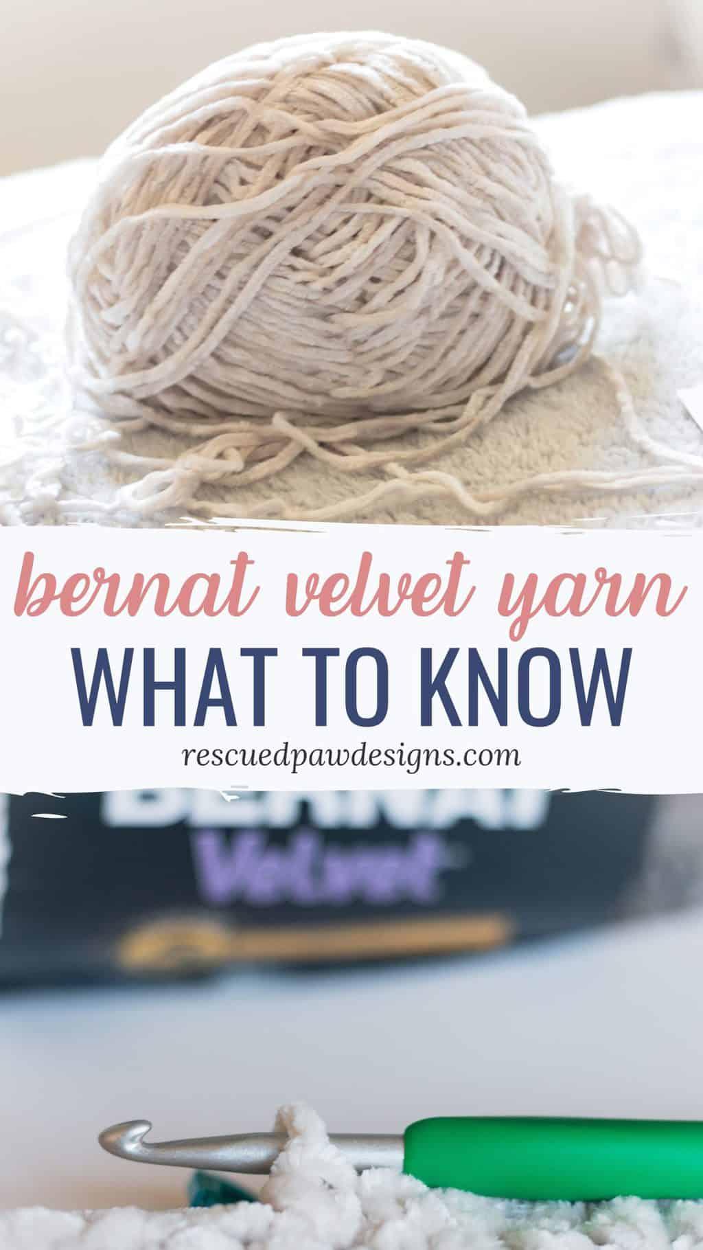 Velvet Yarn