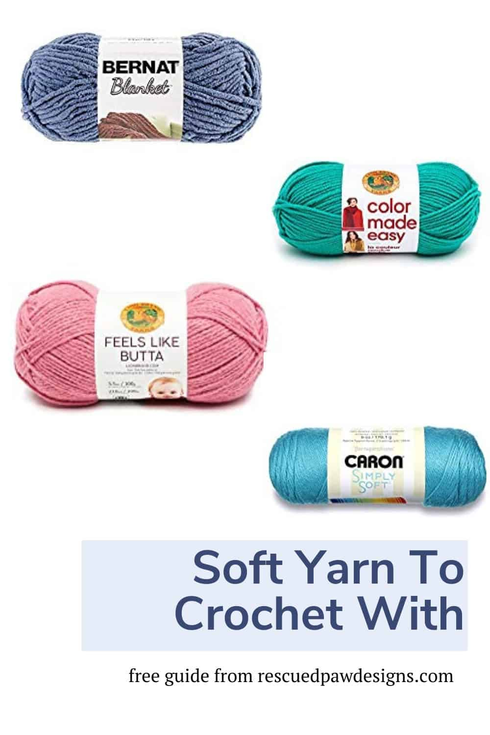 Soft Yarn to Crochet With