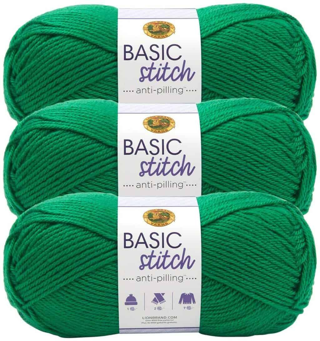 Basic Stitch Yarn