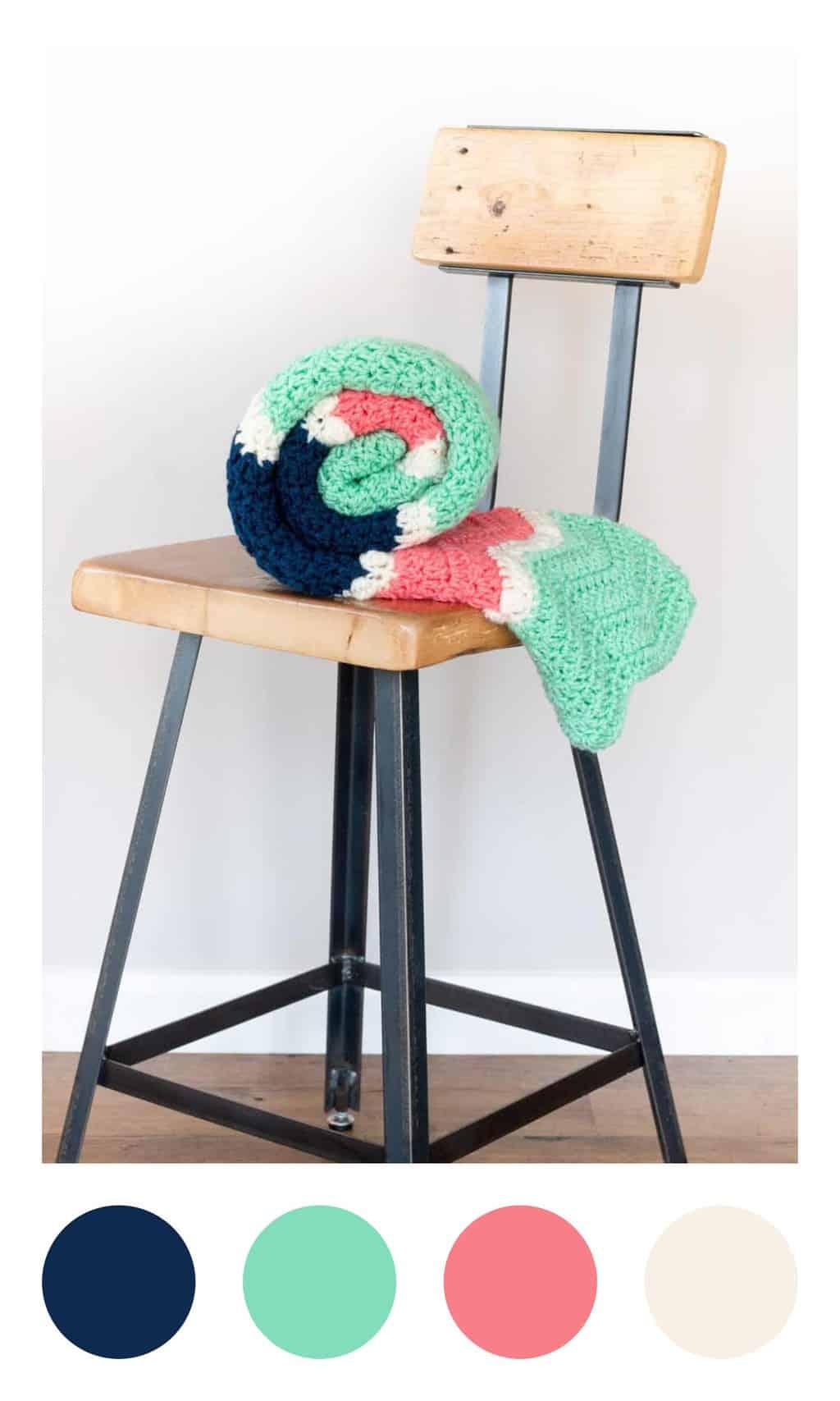 Clara Crochet Blanket Pattern