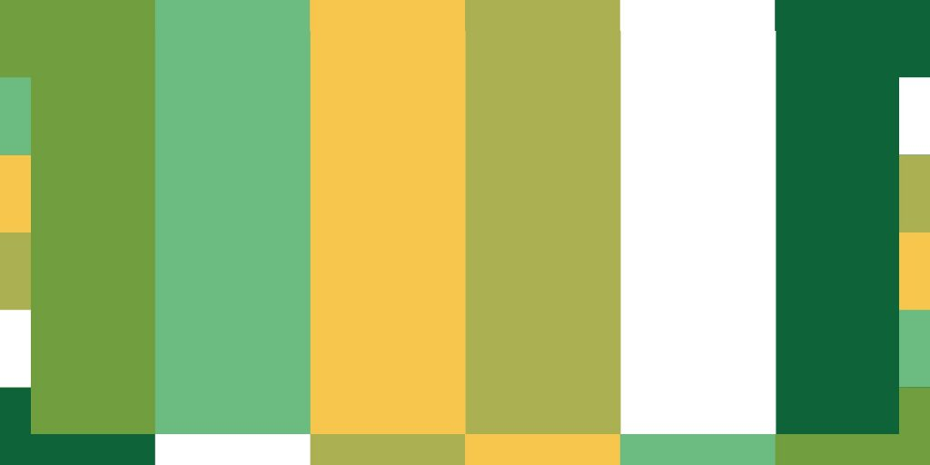 Granny Blanket Color Combination Crochet Pattern