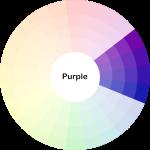 Purple Colored Crochet Patterns