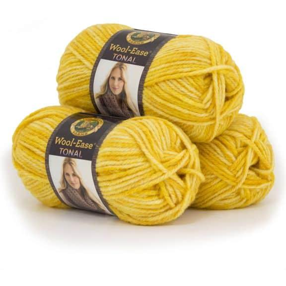 Wool-Ease Tonal