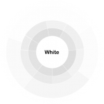 White Color Palette