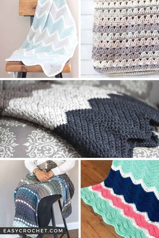 Crochet blanket patterns to make