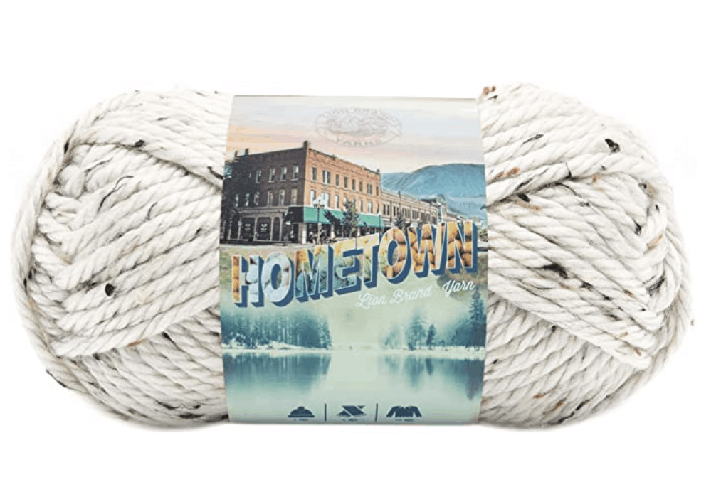 Hometown Usa Yarn Lion Brand