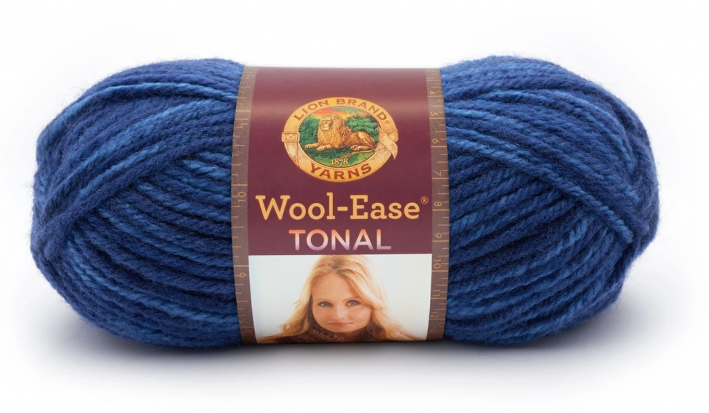Wool Ease Tonal Yarn skein