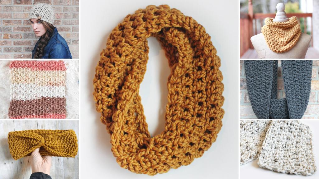 Easy Crochet patterns for beginners