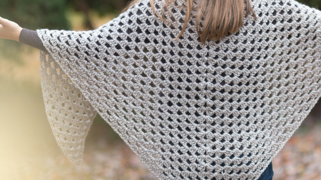 granny shawl