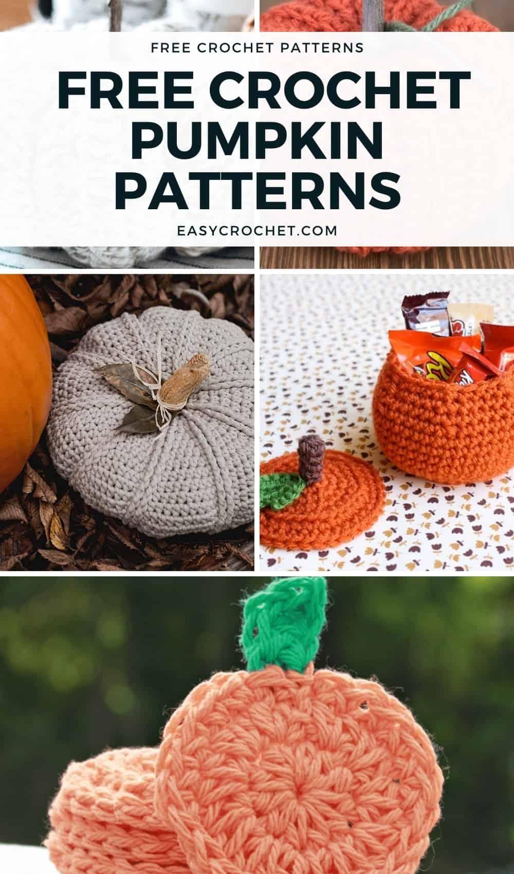 Crochet Pumpkin Patterns