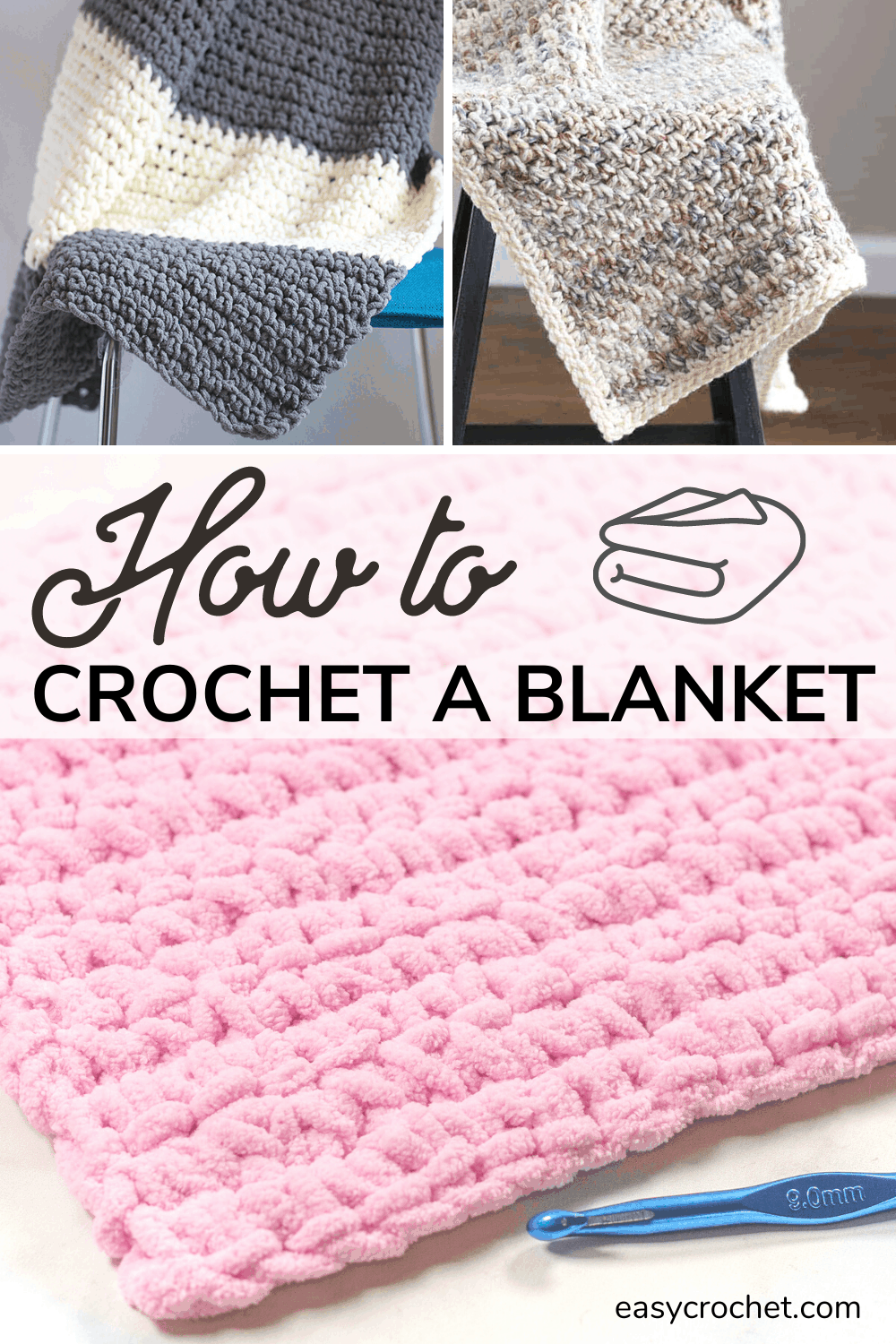 How to Crochet a Blanket