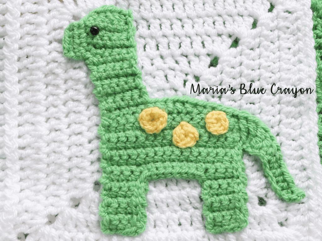 Free Crochet Dinosaur Patterns Easycrochet Com