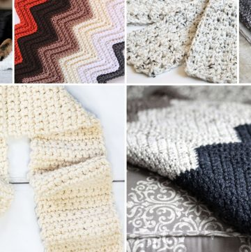 Roundup Of Single Crochet Stitch Patterns