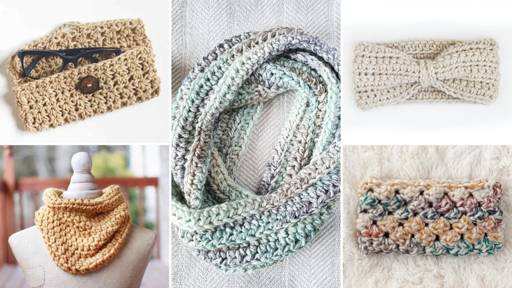 crochet ideas easy