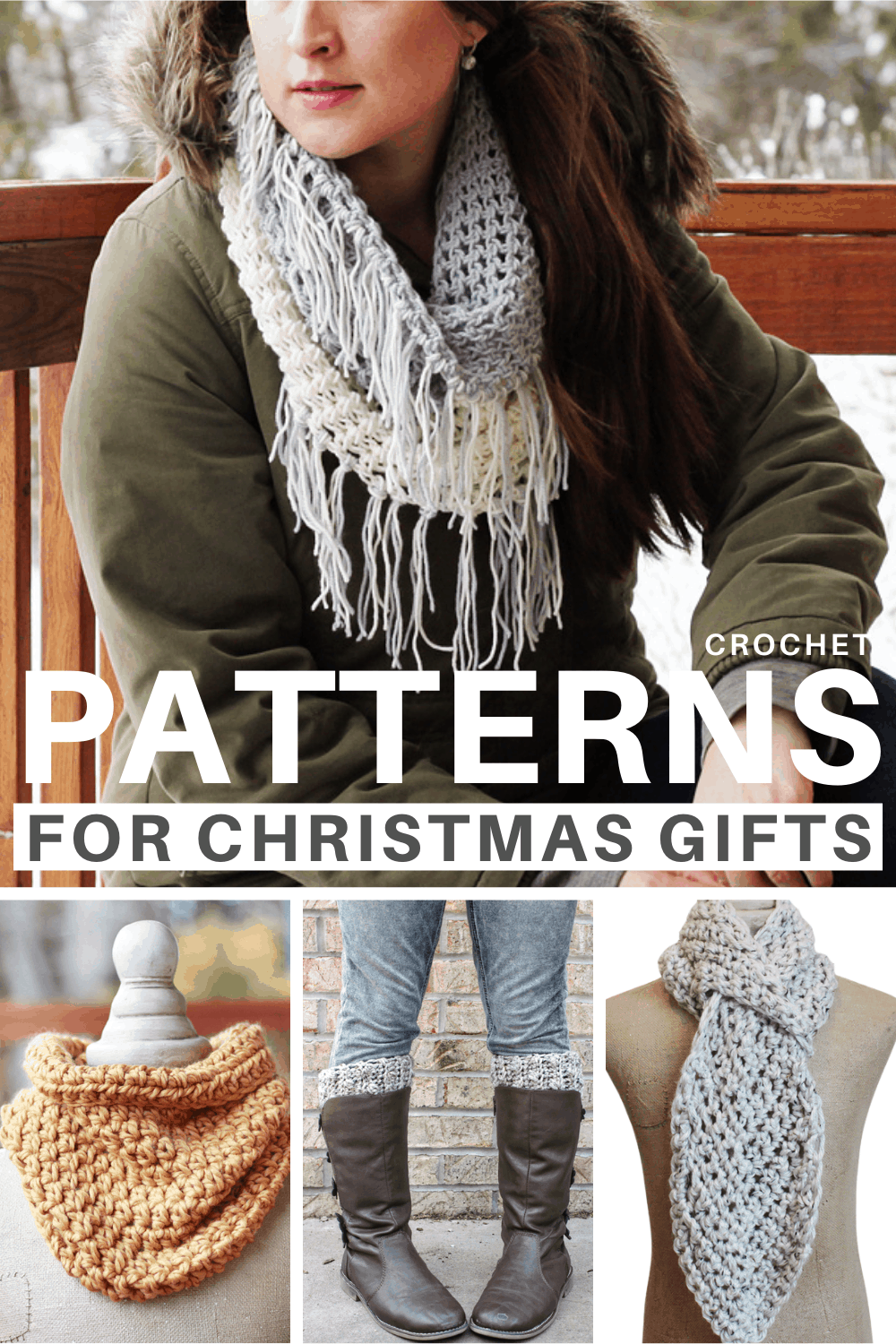 Crochet Pattern for Christmas Gifts