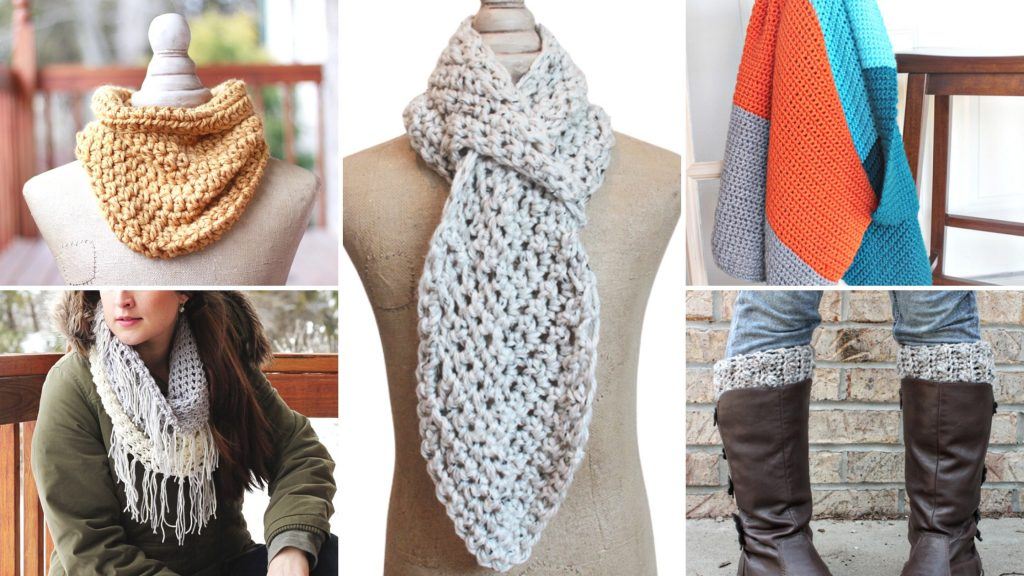 Crochet patterns you can make in one weekend for Christmas