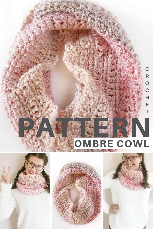 Crochet Neckwarmer Crochet Pattern