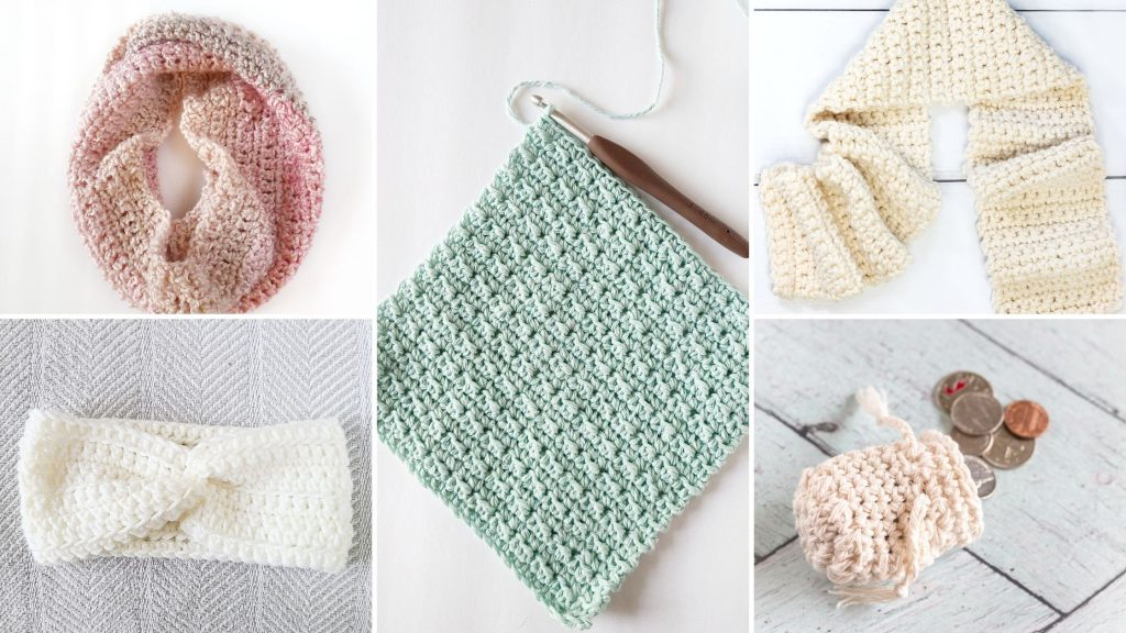 quick crochet patterns that are easy to make.