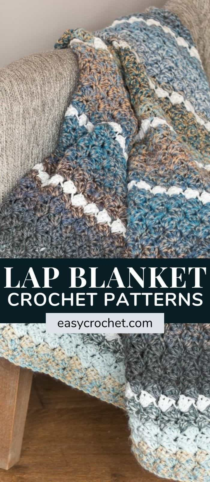 crochet lap blanket patterns