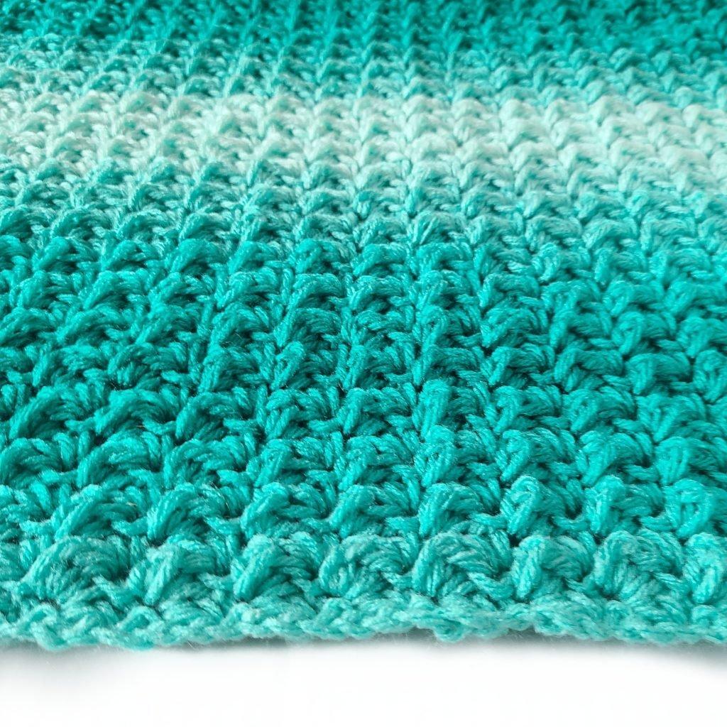 classic crochet blanket pattern