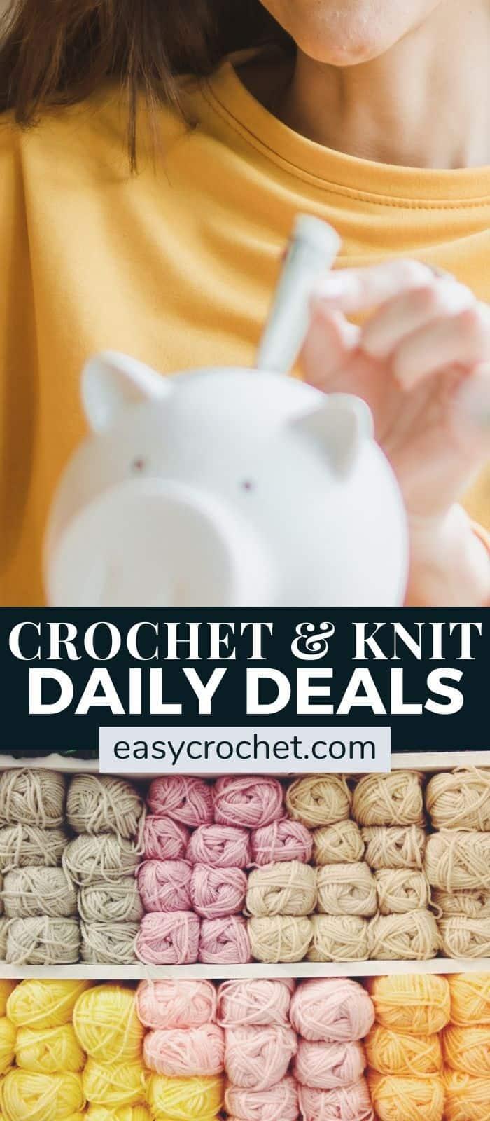 Crochet & Knit deals
