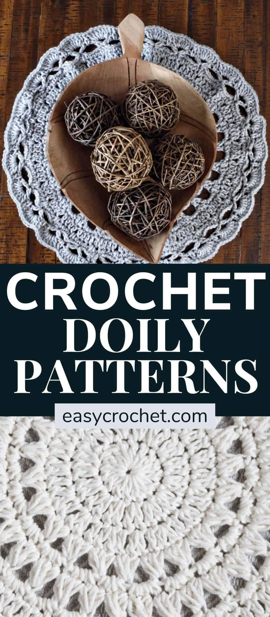 Crochet Doilies free patterns