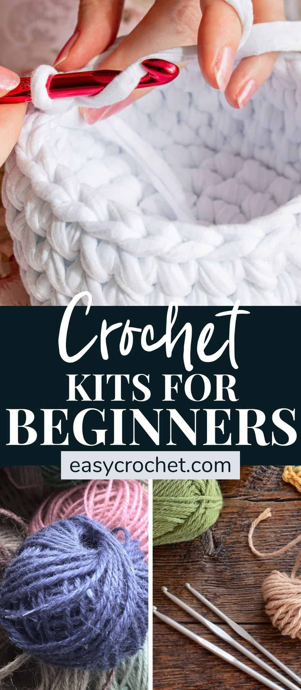 The best kits for beginners to learn how to crochet