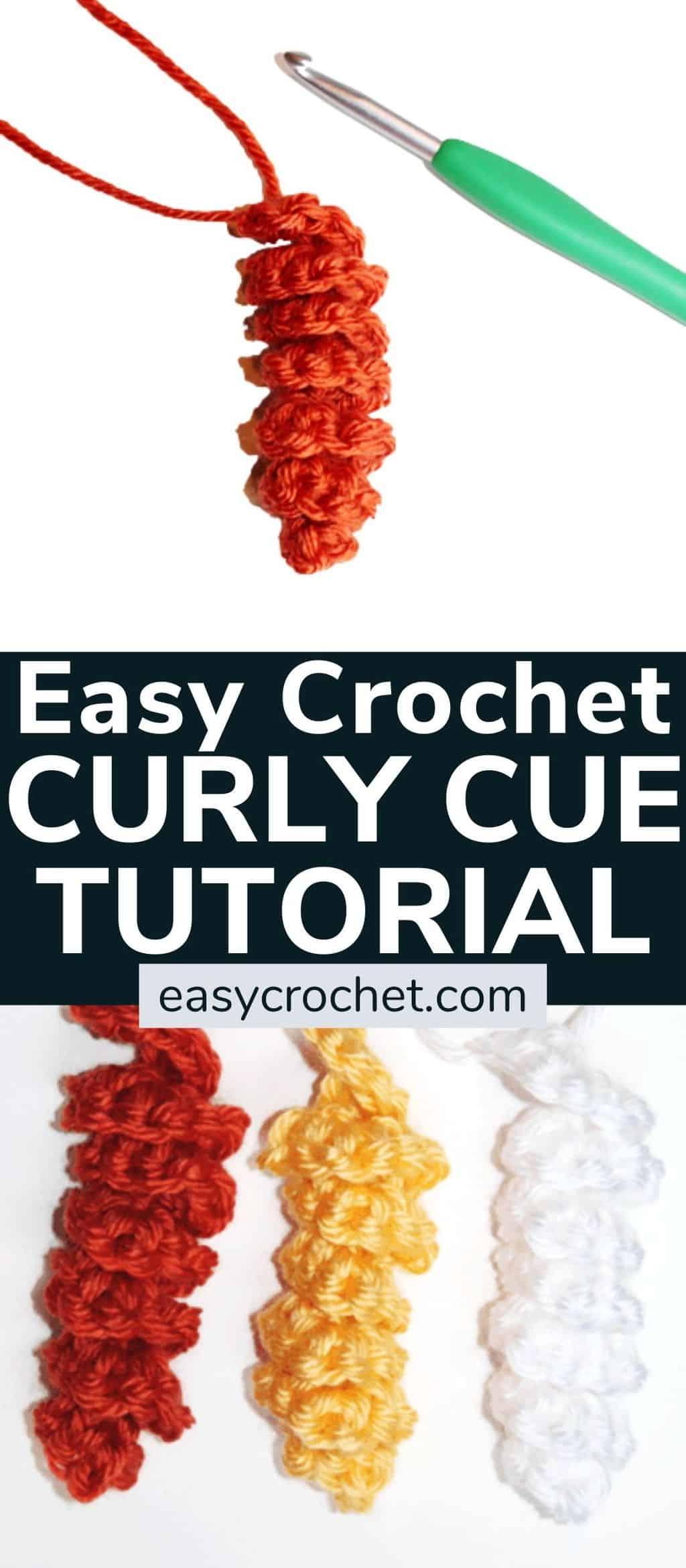 Crochet Curls Pattern