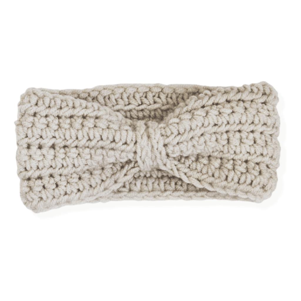 easy crochet earwarmer pattern