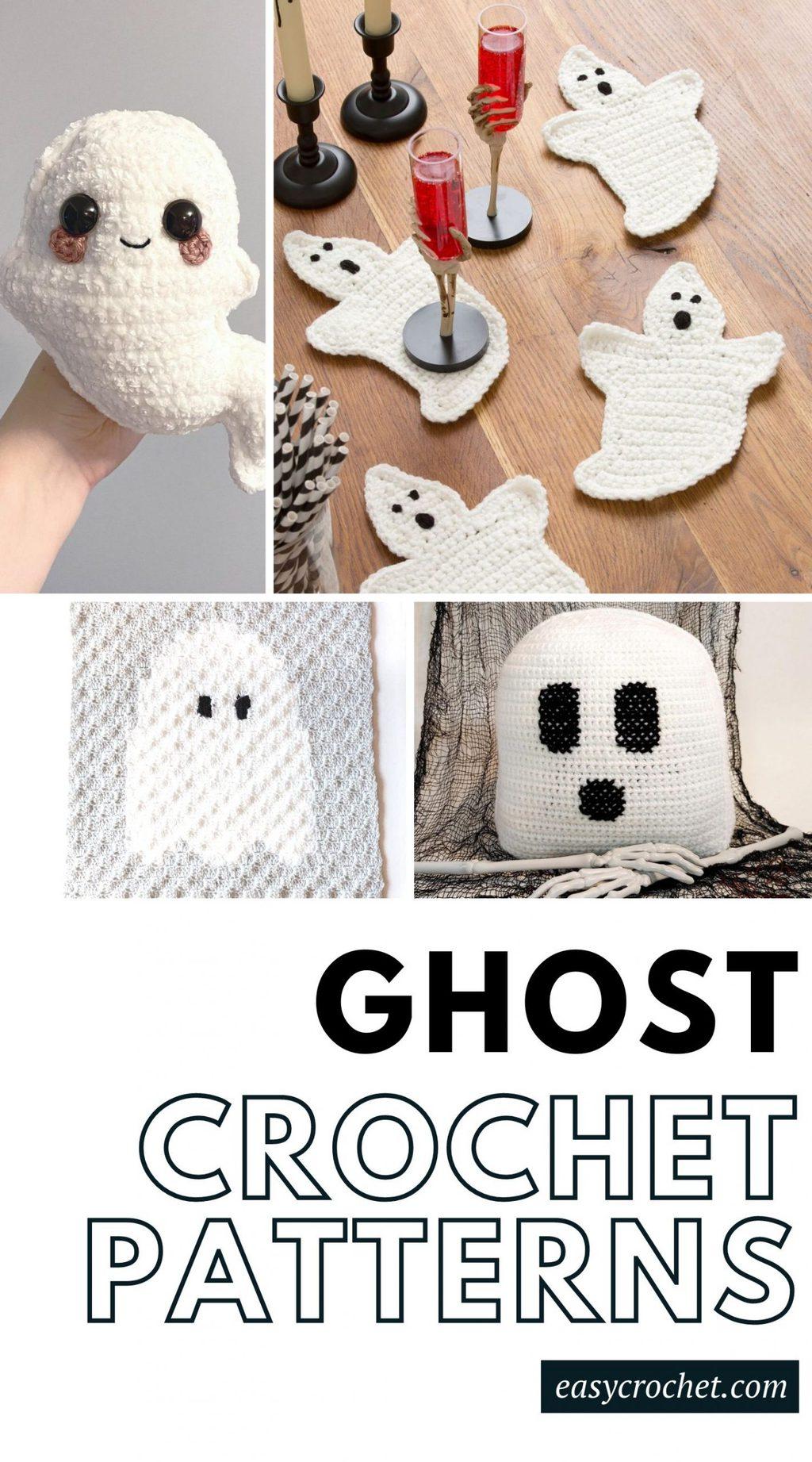 crochet ghost patterns